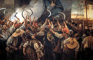 Sublevación de Cataluña (1640) Els Segadors